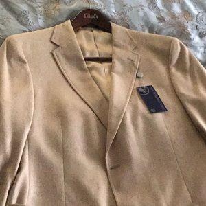Hart Schaffer Marx Sports Coat 46R New w/tags
